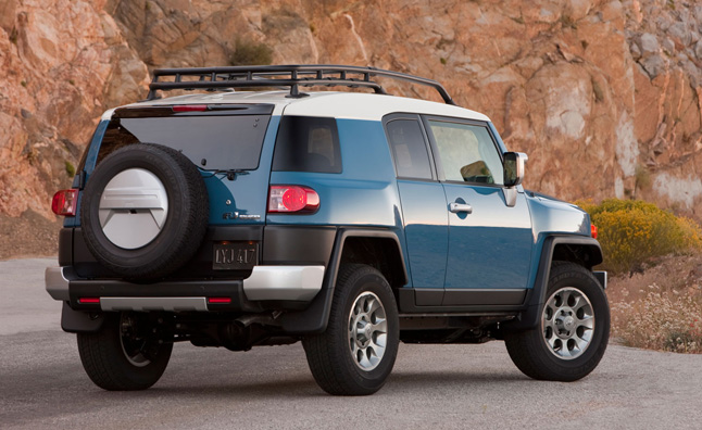 Toyota Fj Cruiser Axed After 2014 Model Year 187 Autoguide