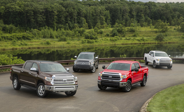2014 Toyota Tundra Pricing Announced, Starts At $25,920 » AutoGuide.com News