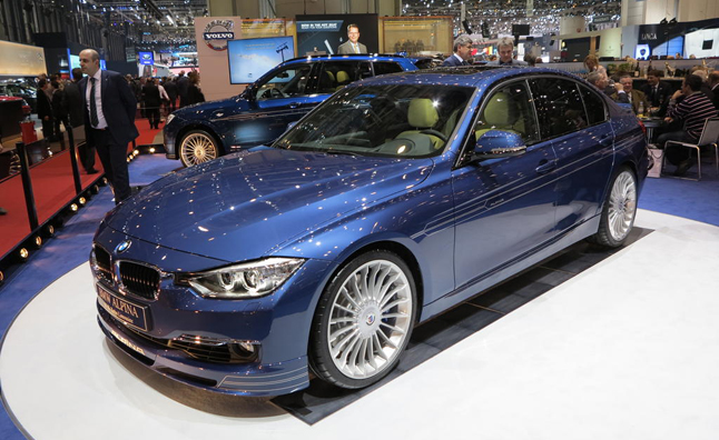 Alpina D3 Bi-Turbo Diesel Heading for Frankfurt Motor Show ...