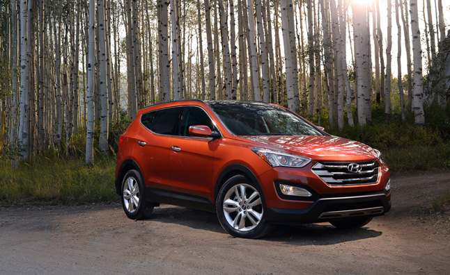 2014 hyundai santa fe sport priced from 25 605. Black Bedroom Furniture Sets. Home Design Ideas