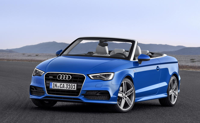2015 Audi A3 Cabriolet Coming To North America Autoguide Com News
