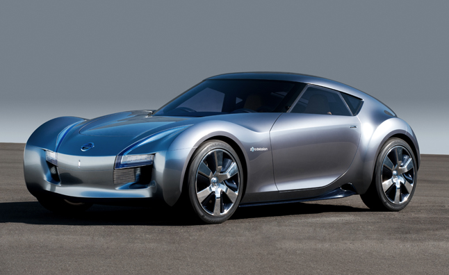 Nissan 370z Successor To Bow At Tokyo Motor Show