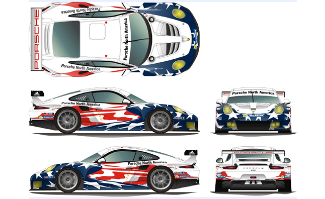 Porsche Motorsport North America Has Announced That It Will Campaign A Pair  Of 911 RSR Race Cars In Next Yearu0027s Tudor United SportsCar Championship.