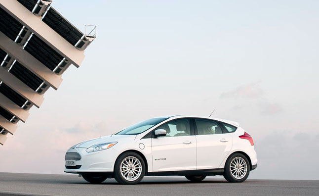 Ford Focus Electric Recalled For Potential Loss Of