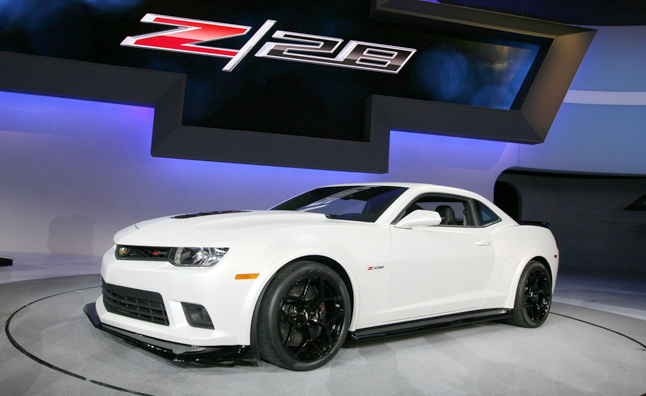 Camaro Z28 To Be Most Expensive Version Yet 187 Autoguide