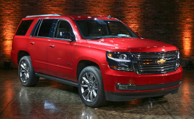Used 2015 Tahoe >> 2015 Chevrolet Tahoe May Get V6 Option » AutoGuide.com News