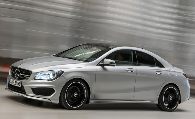 Mercedes Cla Shooting Brake Planned 187 Autoguide Com News