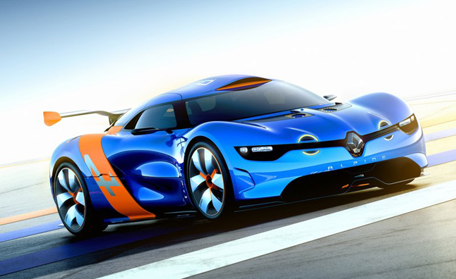 Perfect The Sports Car Being Collaboratively Developed By Caterham And Renault Will  Launch In 2016.