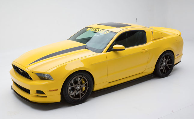 Vortech Yellow Jacket Ford Mustang Previewed For Sema Autoguide