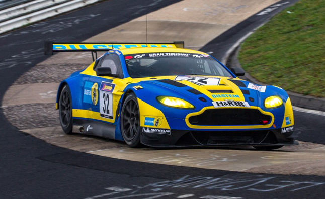Aston Martin Is Mulling The Possibility Of Making A Lighter And More  Hardcore Version Of Its V12 Vantage S.