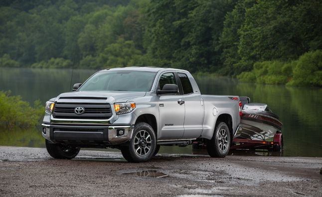 Average Car Insurance >> Toyota Tundra Diesel Undergoing Testing » AutoGuide.com News