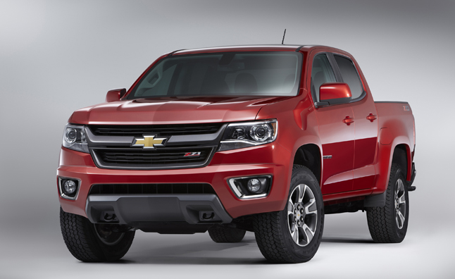 2015 chevy colorado reignites midsize trucks with diesel power news. Black Bedroom Furniture Sets. Home Design Ideas