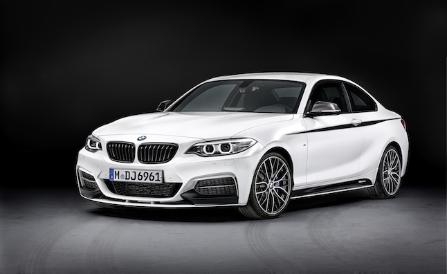 bmw m performance kits annouced for 2 series x5 news. Black Bedroom Furniture Sets. Home Design Ideas