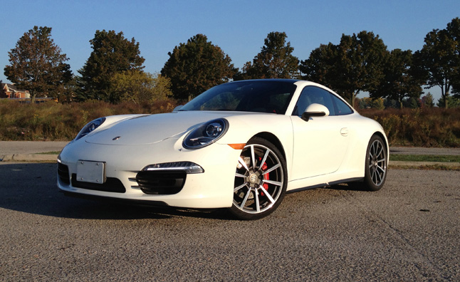 Five Point Inspection 2013 Porsche 911 Carrera 4s