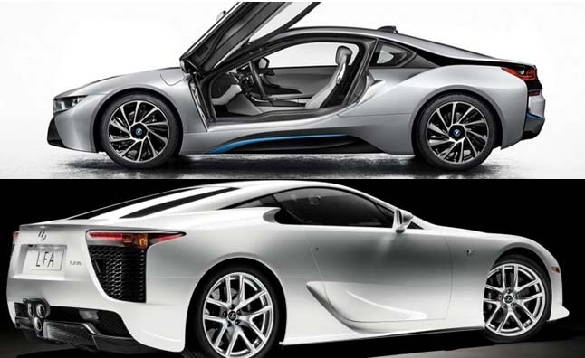Bmw And Toyota Rumored To Build Hybrid Supercar