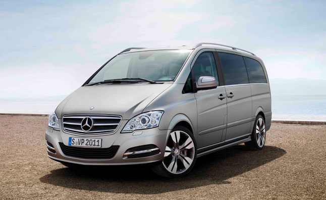 Used Honda Odyssey For Sale Mercedes V-Class, Vito Could be Heading to US » AutoGuide ...