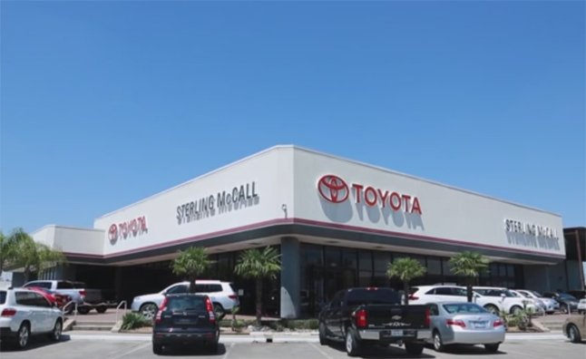 Sterling Mccall Toyota Used Cars Houston