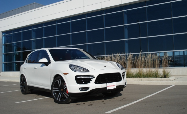 Parts For Cars >> Five-Point Inspection: 2014 Porsche Cayenne Turbo S » AutoGuide.com News