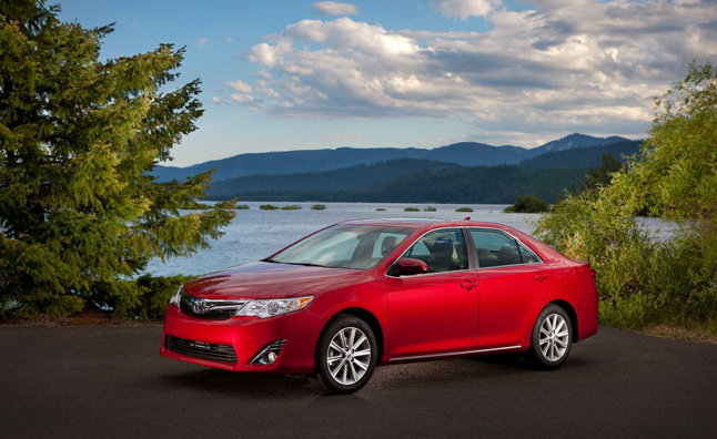 Toyota Camry Recommended By Consumer Reports Again
