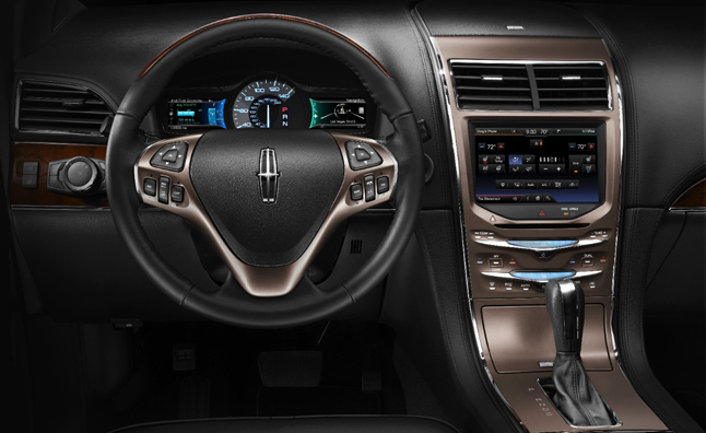 2014 Lincoln Mkx Interior Features Tree Based Fiberglass