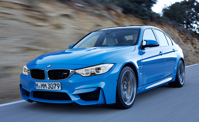 2015 BMW M3, M4 Specs Detailed with Burnout Control » AutoGuide.com News