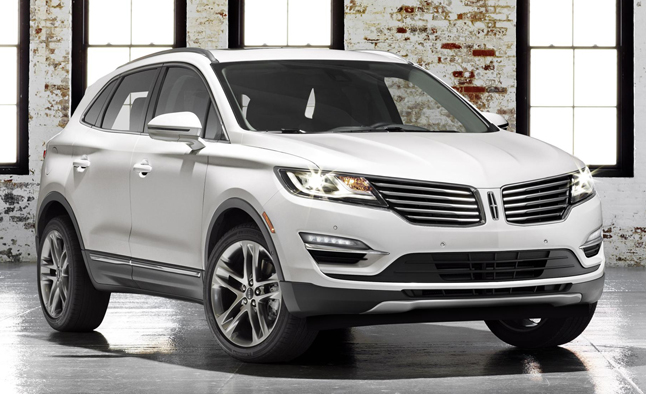 2015 Lincoln MKC Priced from $33,995 » AutoGuide.com News