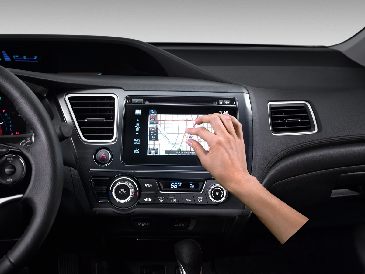 2015 Honda Fit Adds Siri, New Infotainment » AutoGuide.com News
