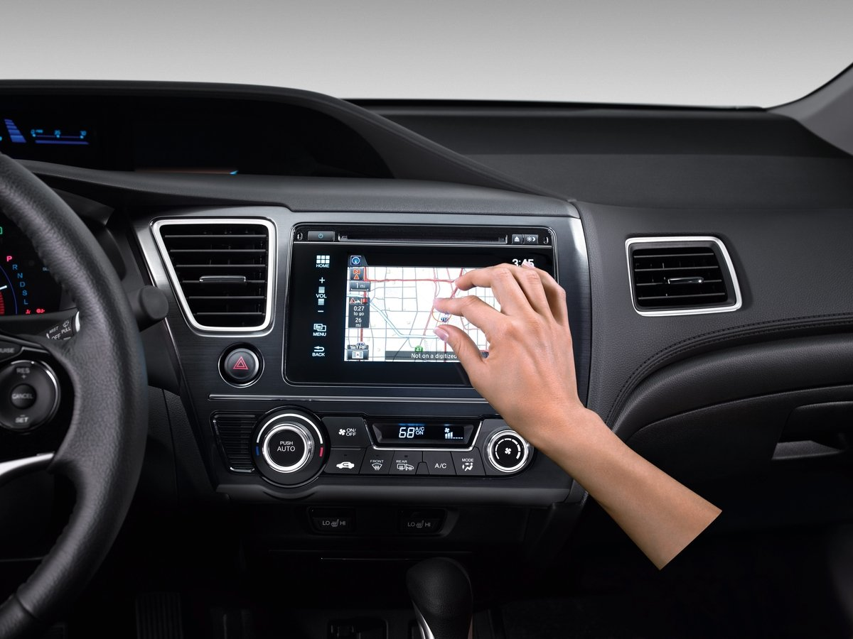 2015 Honda Fit Adds Siri New Infotainment 187 Autoguide Com