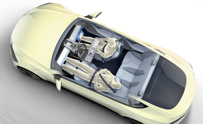 rinspeed xchange previews future of self driving cars news. Black Bedroom Furniture Sets. Home Design Ideas