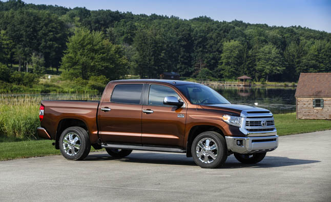 five point inspection 2014 toyota tundra 1794 news. Black Bedroom Furniture Sets. Home Design Ideas