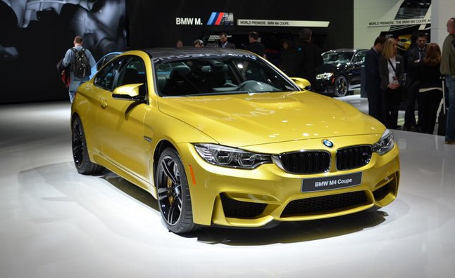 BMW M And M Video First Look AutoGuidecom News - 2015 bmw m3 sedan price