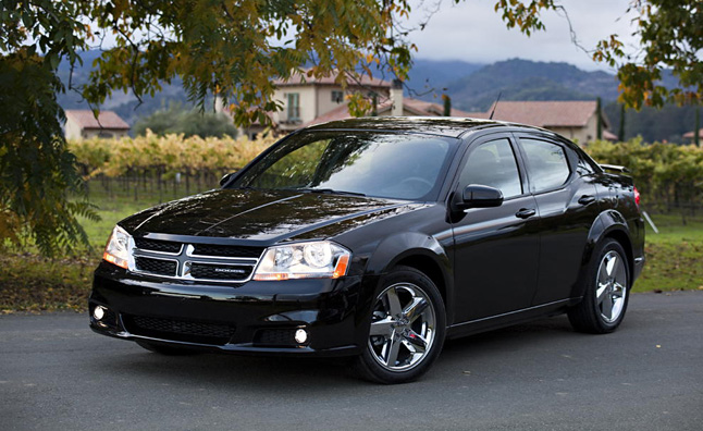 Dodge Avenger Finally Dies 187 Autoguide Com News