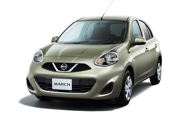 new nissan micra to debut at montreal auto show news. Black Bedroom Furniture Sets. Home Design Ideas