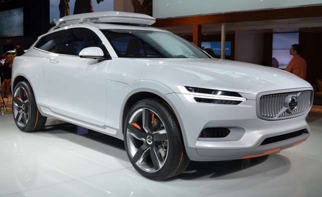 Volvo Concept XC Coupe Previews Future Brand Design ...