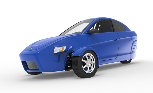 Elio Motors Showing 89 Mpg Three Wheeler At 2014 Ces News