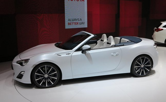 Toyota Gt86 Convertible Archives 187 Autoguide Com News