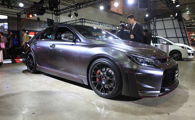 Toyota Mark X Archives Autoguide News