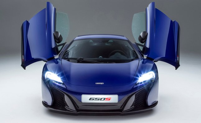 McLaren 650S Pricing and Options Leaked  AutoGuidecom News