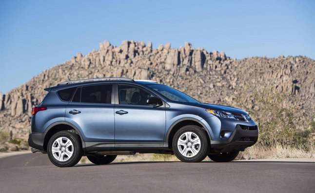 toyota considering sub compact suv below rav4 news. Black Bedroom Furniture Sets. Home Design Ideas