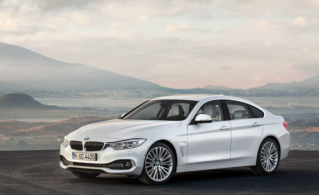 BMW 4 Series Gran Coupe Officially Revealed » AutoGuide.com News