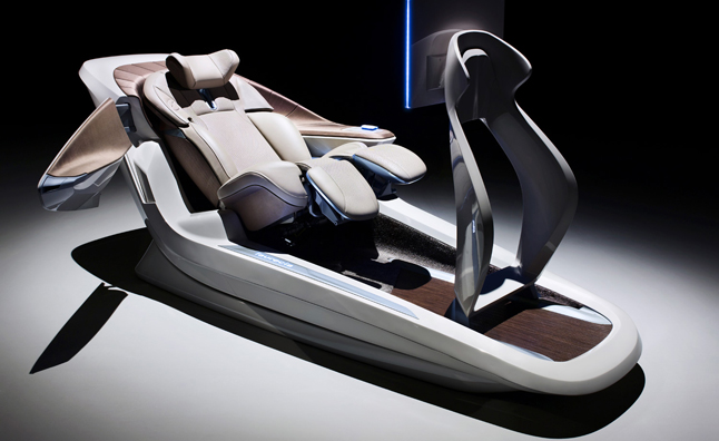 Self Adjusting Seats The Future Of Luxury Cars Autoguide Com News