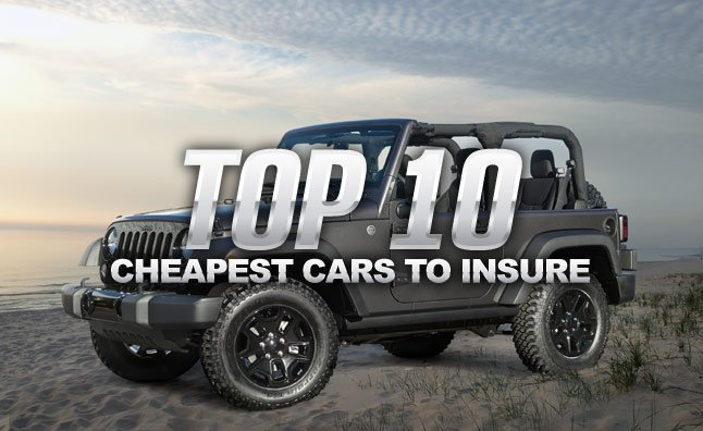 Top 10 Cheapest Cars To Insure 187 Autoguide Com News