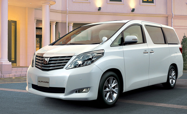 Lexus Dealers Demand A Minivan 187 Autoguide Com News