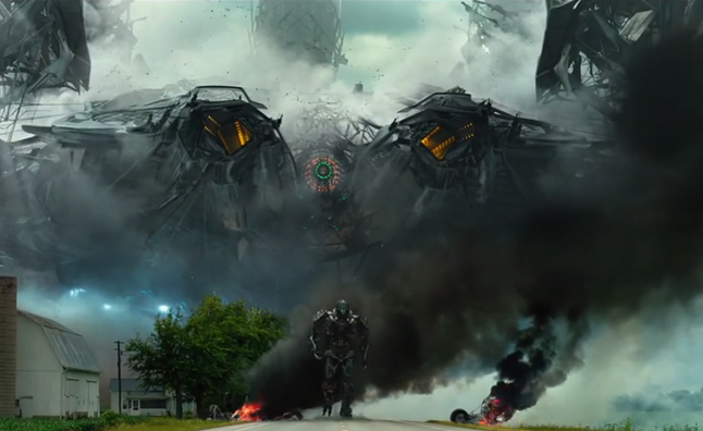 Transformers: Age of Extinction Trailer is Packed with ...