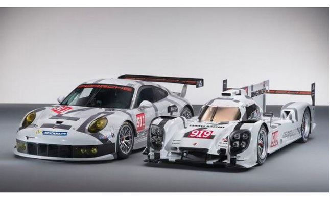 the new face of porsche in motorsport the 919 hybrid lmp1 race car