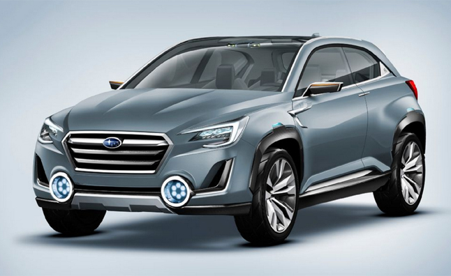 Subaru Tribeca Replacement Will Be A Diesel Plug In Hybrid