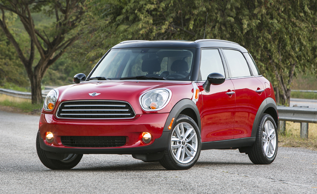 2015 mini countryman to debut at ny auto show news. Black Bedroom Furniture Sets. Home Design Ideas