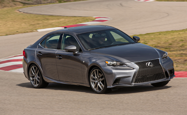 Lexus IS Next to Get Turbocharged 4-Cylinder » AutoGuide.com News