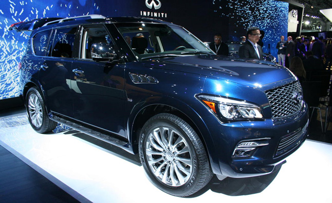 2015 infiniti qx80 updated with new body nicer cabin news. Black Bedroom Furniture Sets. Home Design Ideas
