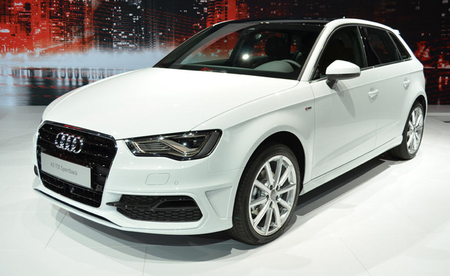 audi a3 sportback returns to america as diesel only news. Black Bedroom Furniture Sets. Home Design Ideas